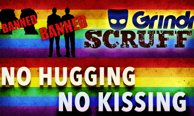 Grindr & Scruff; The Censorship of Social Media & Big Tech